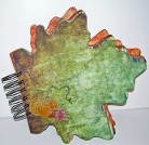 Leaf book by Betty Podell